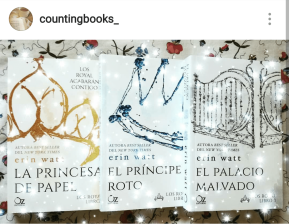 Counting Books