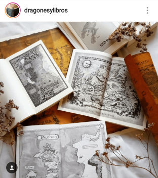 Dragones y Libros